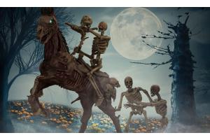 The Church Bells Call For Revenge On Halloween - A Universal Halloween Story