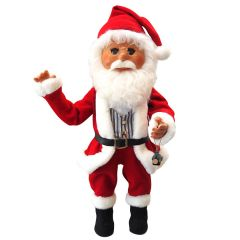 Puppet Mr. Santa Claus - standing