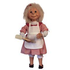 Elsa the Baker Girl