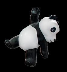 Panda Cub Dancing