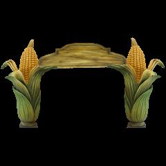 Corn Archway 1