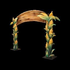 Corn Archway 2