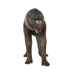 Life Size Baboon Statue