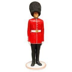 British Queen Guard