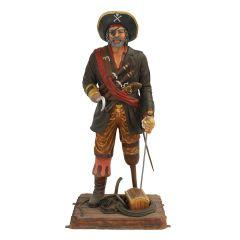Captain Hook Statue