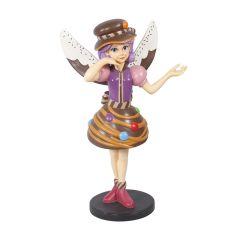 Chocoline Fairy Statue