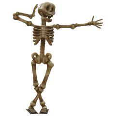 Giant Dancing Skeleton