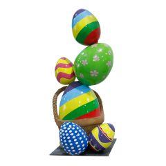 Easter Egg Tower