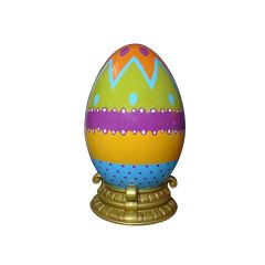 Easter Egg 140 cm with Base