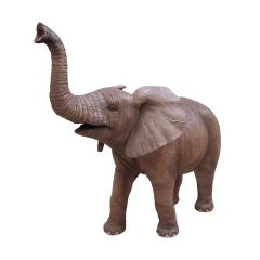 Standing Elephant Statue