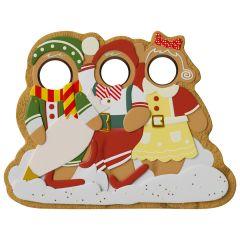 Gingerbread in Making photo op