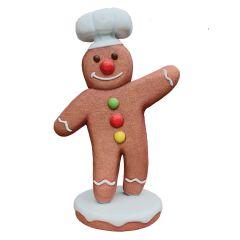 Gingerbread Man 160 Cm