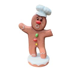 Gingerbread Man 195 Cm