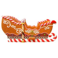 Gingerbread Sleigh (4 Seater)