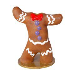 Gingerbread Man Photo Op