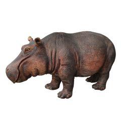 Life Size Hippopotamus Statue