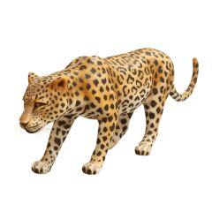 Life Size Leopard Statue