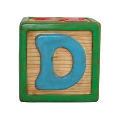 Letter Blocks k,o,v,g,d,r
