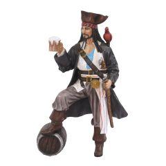 Morgan The Pirate Statue