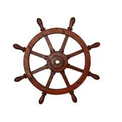 Pirate Ship's Rudder