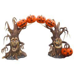 Pumpkin Tree Archway