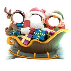 Santa's Delivery photo op