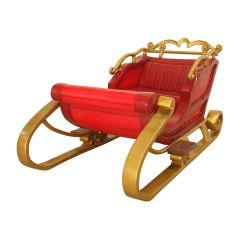 Santa Sleigh 2-Seater