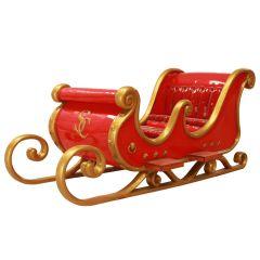 Santa Sleigh 4-Seater