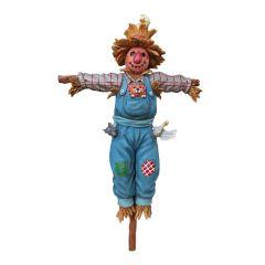 Life Size Scarecrow Statue