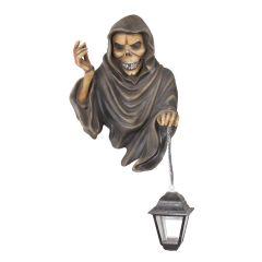 Skeleton with Lantern