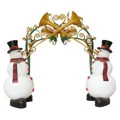 Snowmen Archway