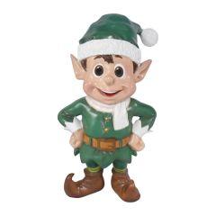 Standing Santa Elf