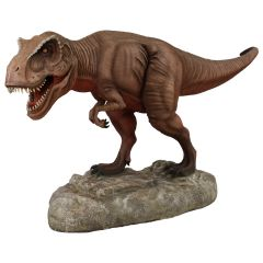 Life Size T-Rex Statue