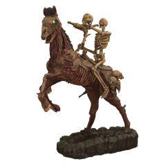 The Dark Rider Statue