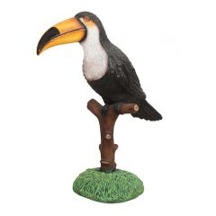 Toucan On A Branch Statue