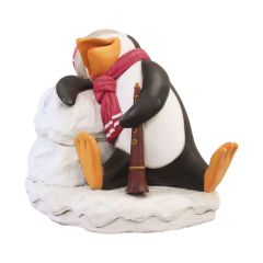 Penguin with Flute